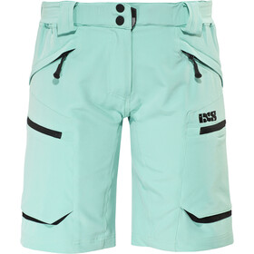 IXS Tema 6.1 Trail Shorts Mujer, turquoise